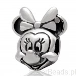 D512 Minnie charms koralik beads srebro 925